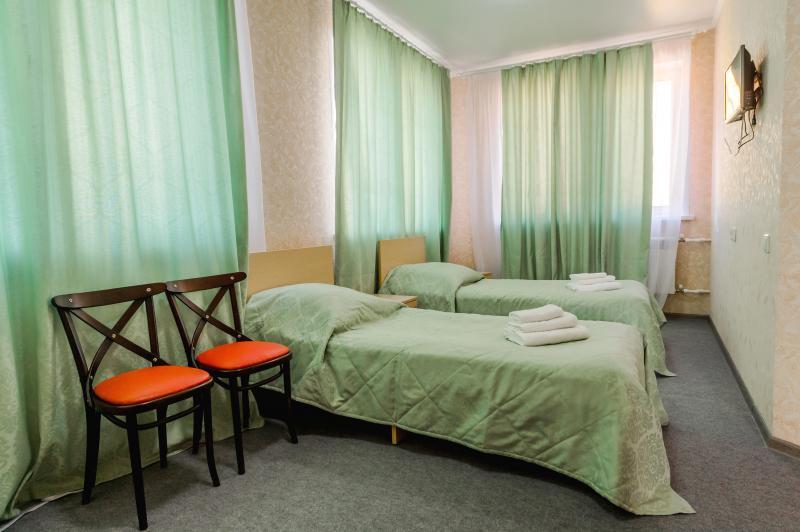 Комфорт двухместный (две кровати)